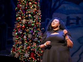Raven Dockery in Skylight Sings: A Holiday Special available for streaming December 11, 2020 – January 10, 2021.