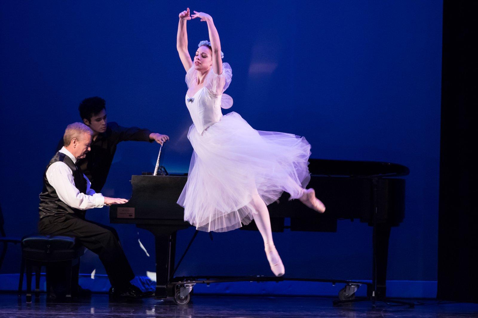 Milwaukee Ballet II at South Milwaukee PAC.
