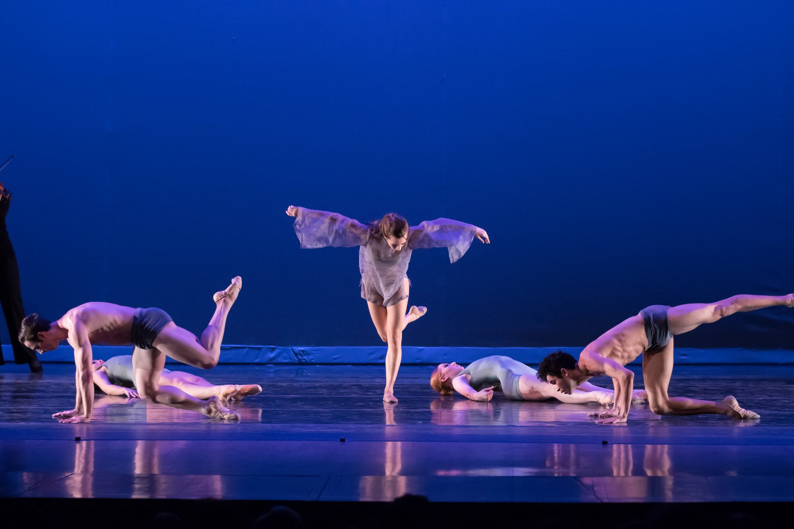 Milwaukee Ballet II at South Milwaukee PAC.