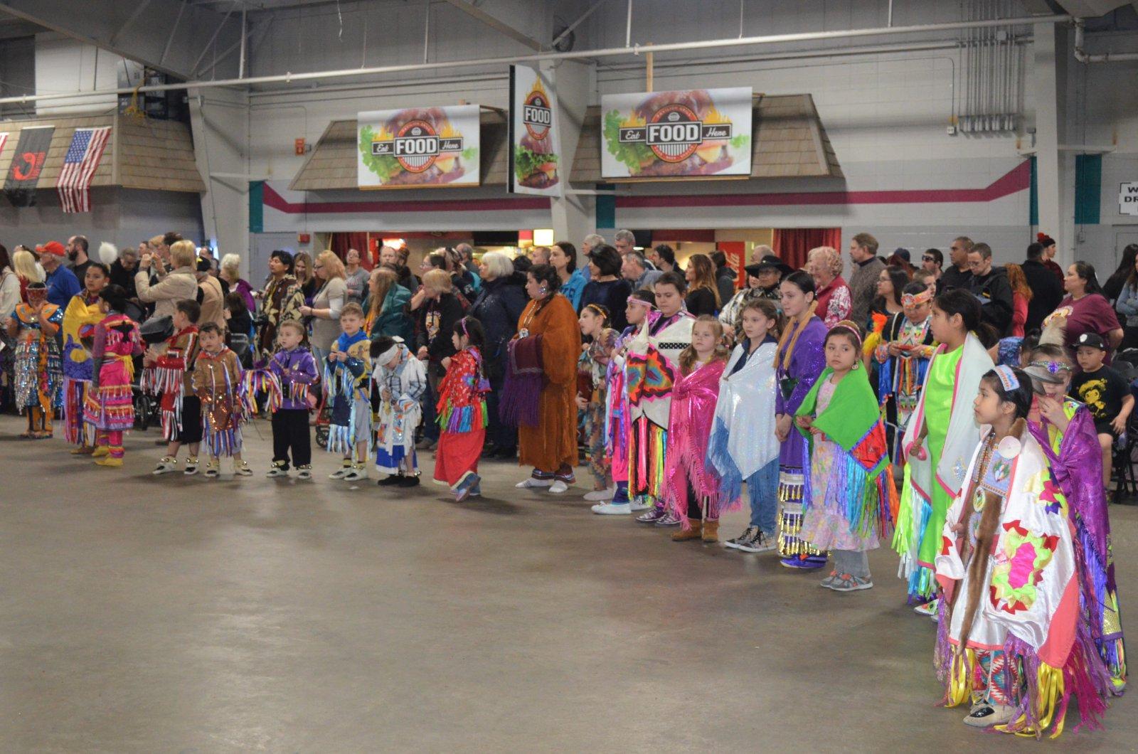 27th Annual Indian Summer Winter Powwow
