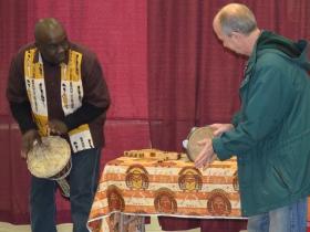 75th annual Holiday Folk Fair International
