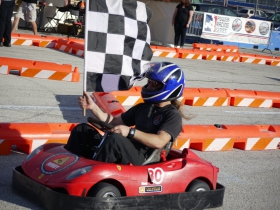 NIMBY (Oakland, CA) takes home the checkered flag with the Power Racing Series