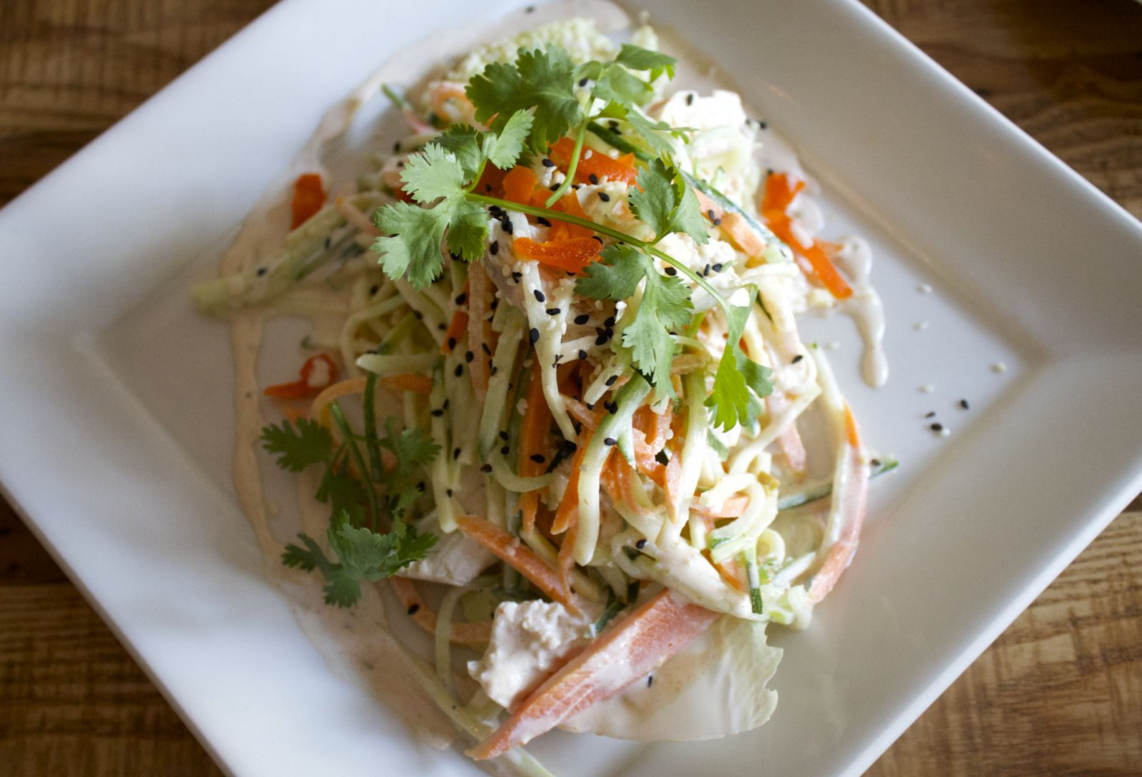 Story Hill BKC: Connie\'s Salad