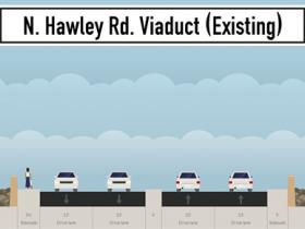 Hawley Road Reconfiguration