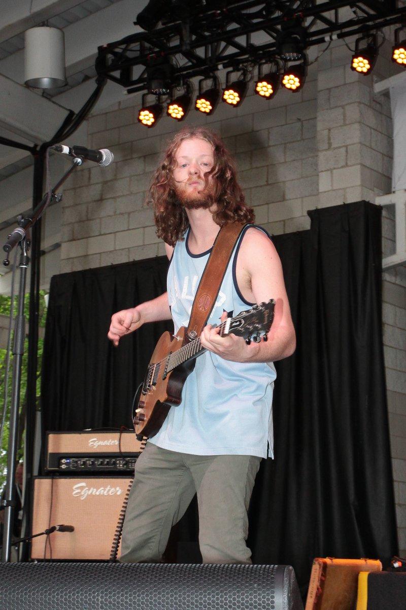 Nathan Levin-guitar/vocals