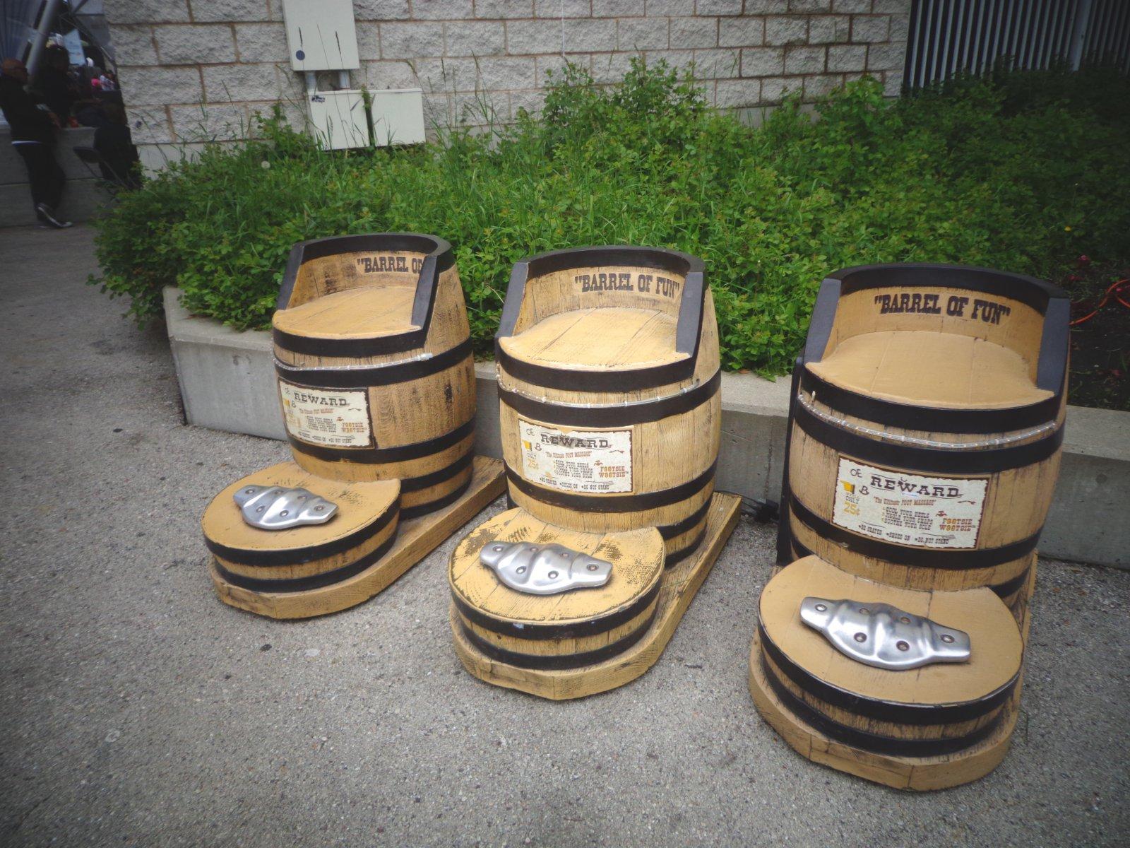 Barrel of Fun.