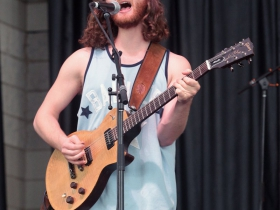 Singer, Nathan Levin from Denim Matriarch
