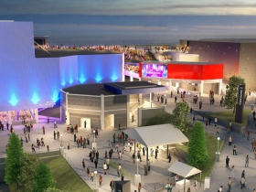 American Family Insurance Amphitheater Rendering