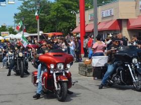 Mexican Fiesta Parade