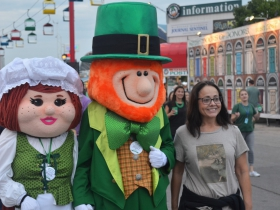 Molly and Paddy McFest at Irish Fest 2018