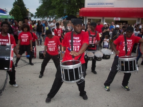 The Paradigm Drumline
