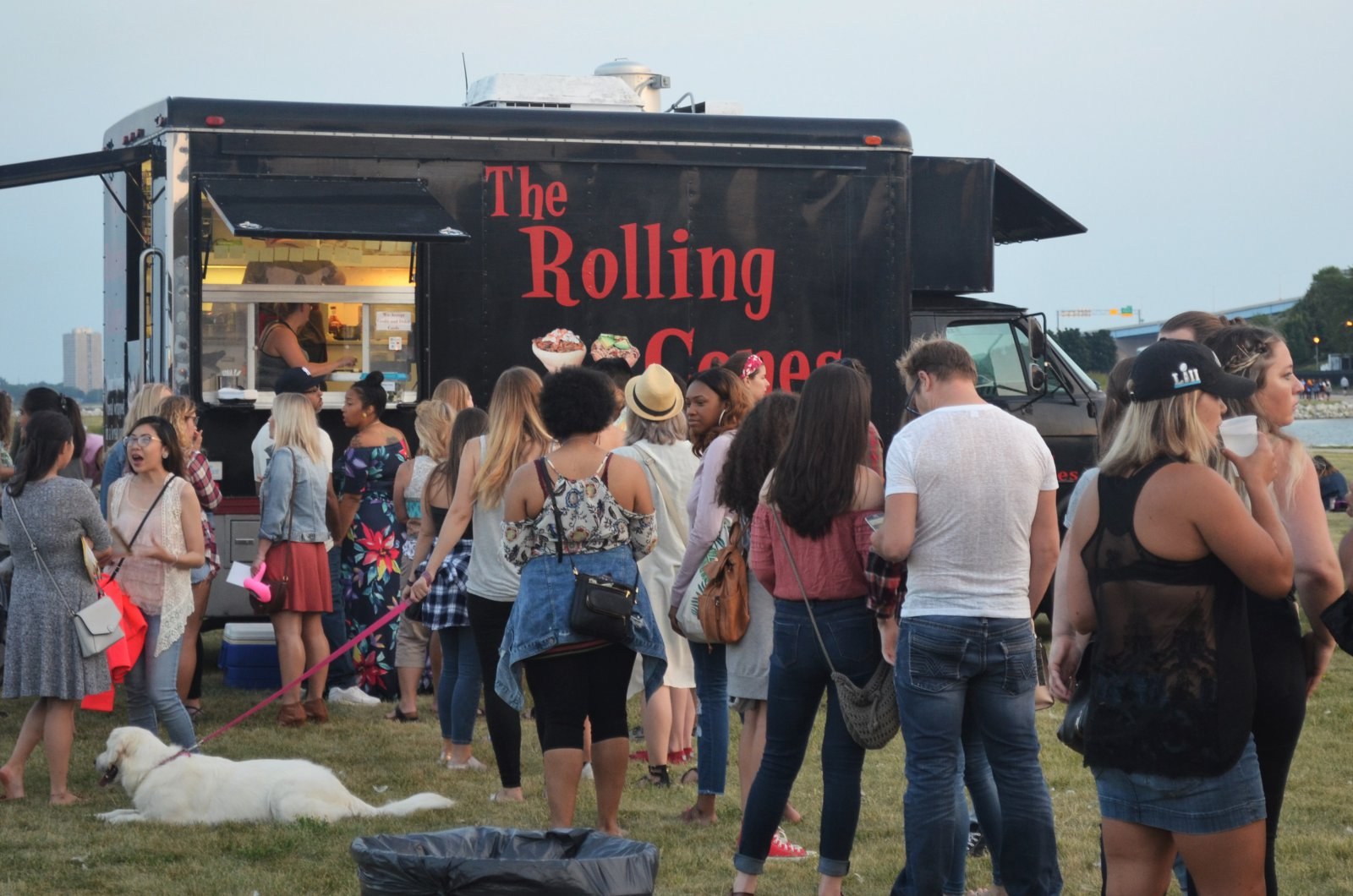 The Rolling Cone