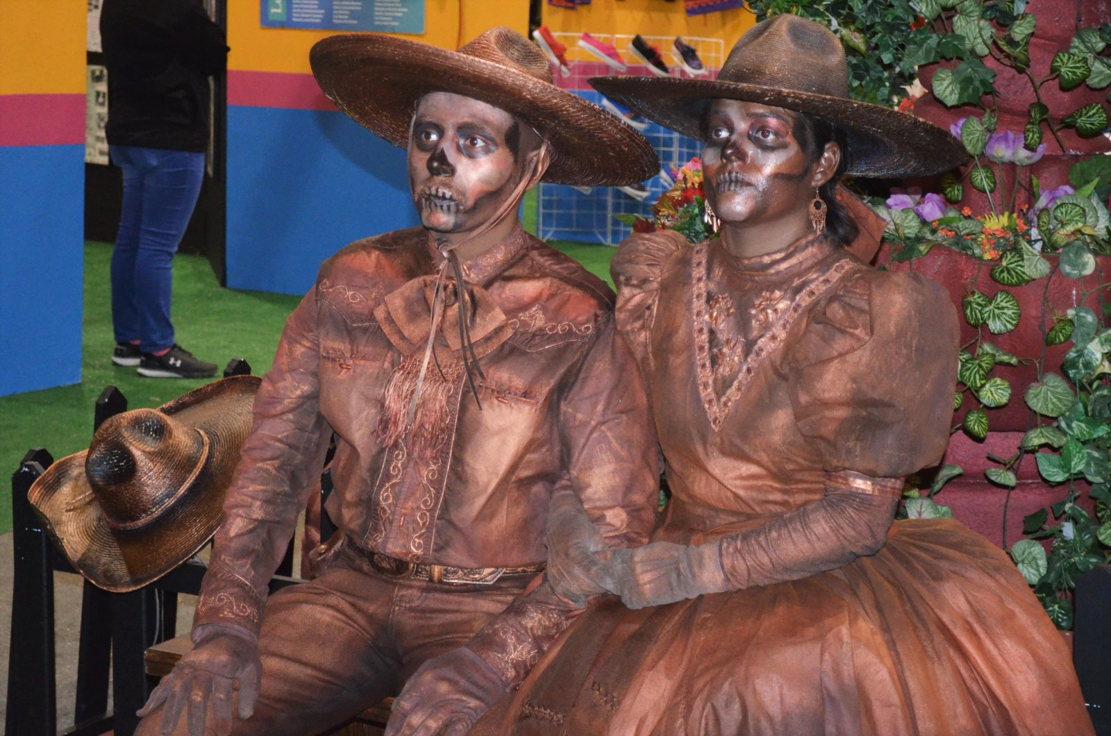Mexican Fiesta Cultural Pavilion