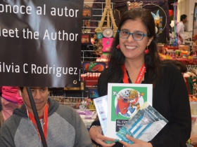 Author Silva C. Rodriquez