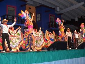 Ballet Folklorico Del Institute Municipal de Cultura, Turismo y Arte de Mazatlan