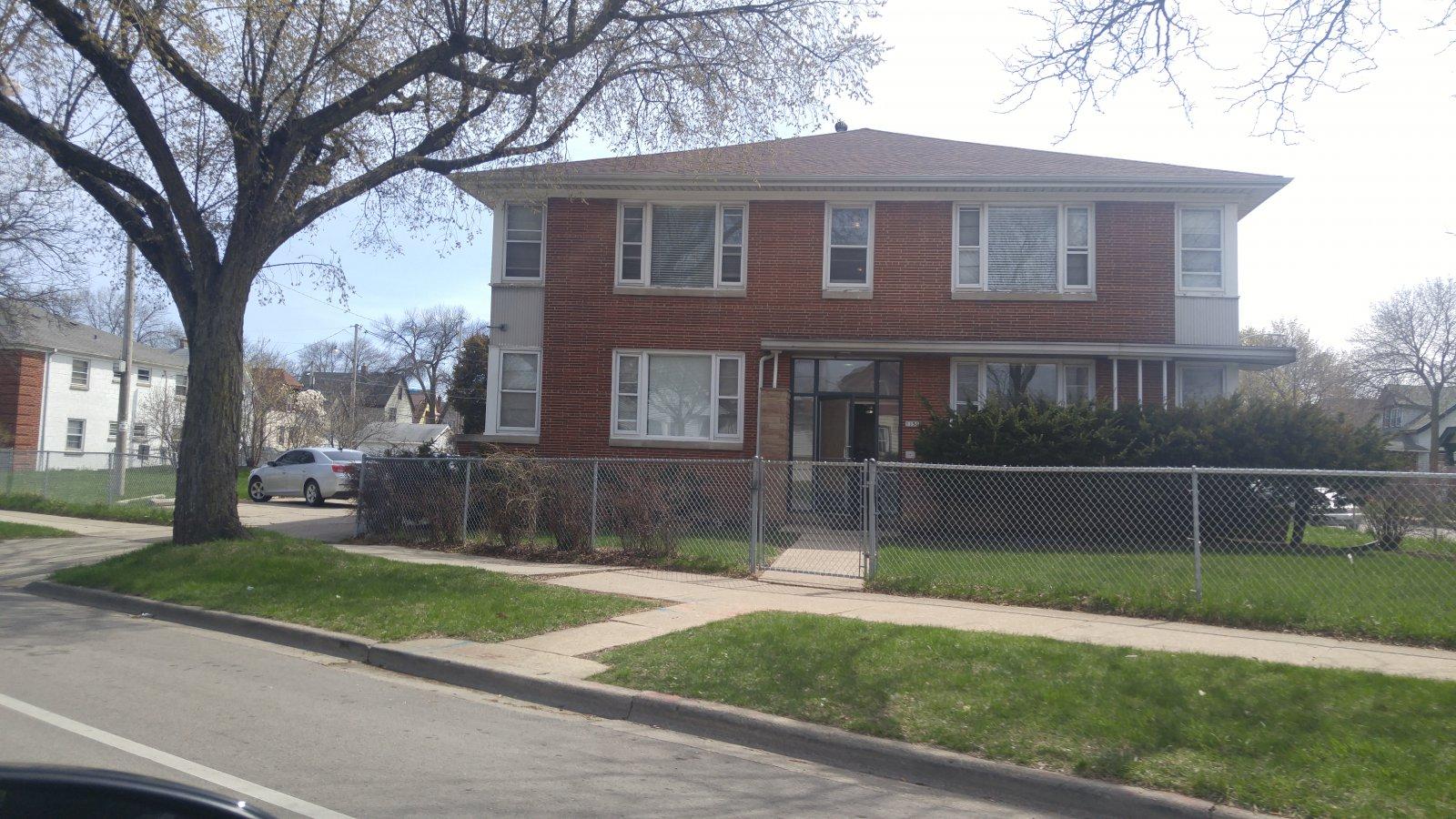 Atkinson Avenue Apartment