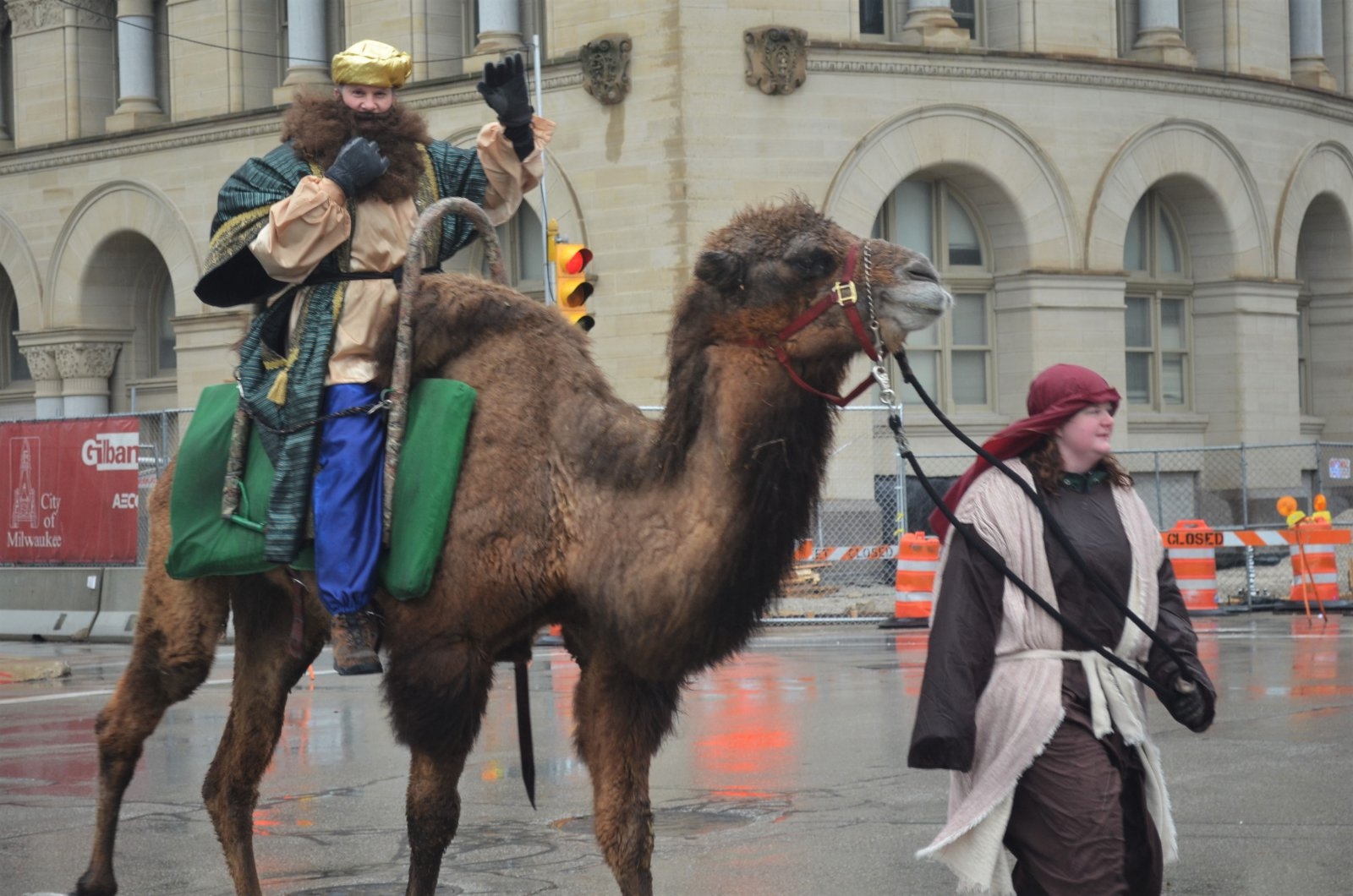 Camel and Magi