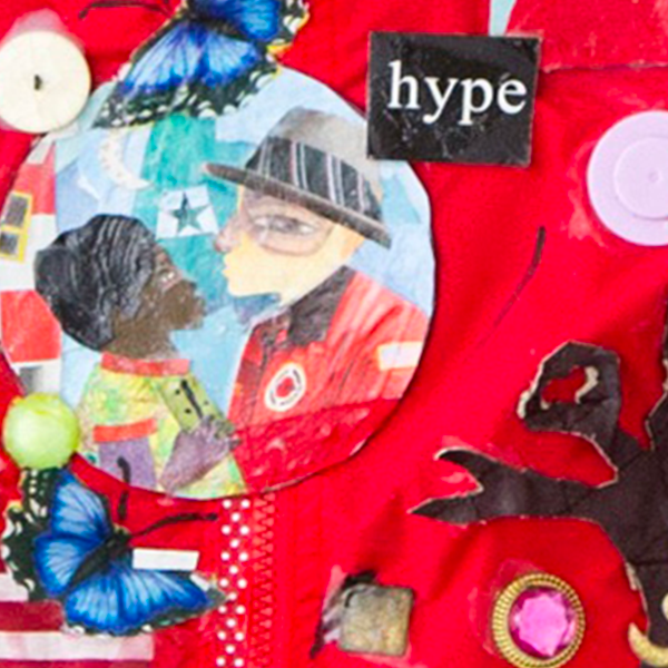 Red Jacket by Della Wells to commemorate City year