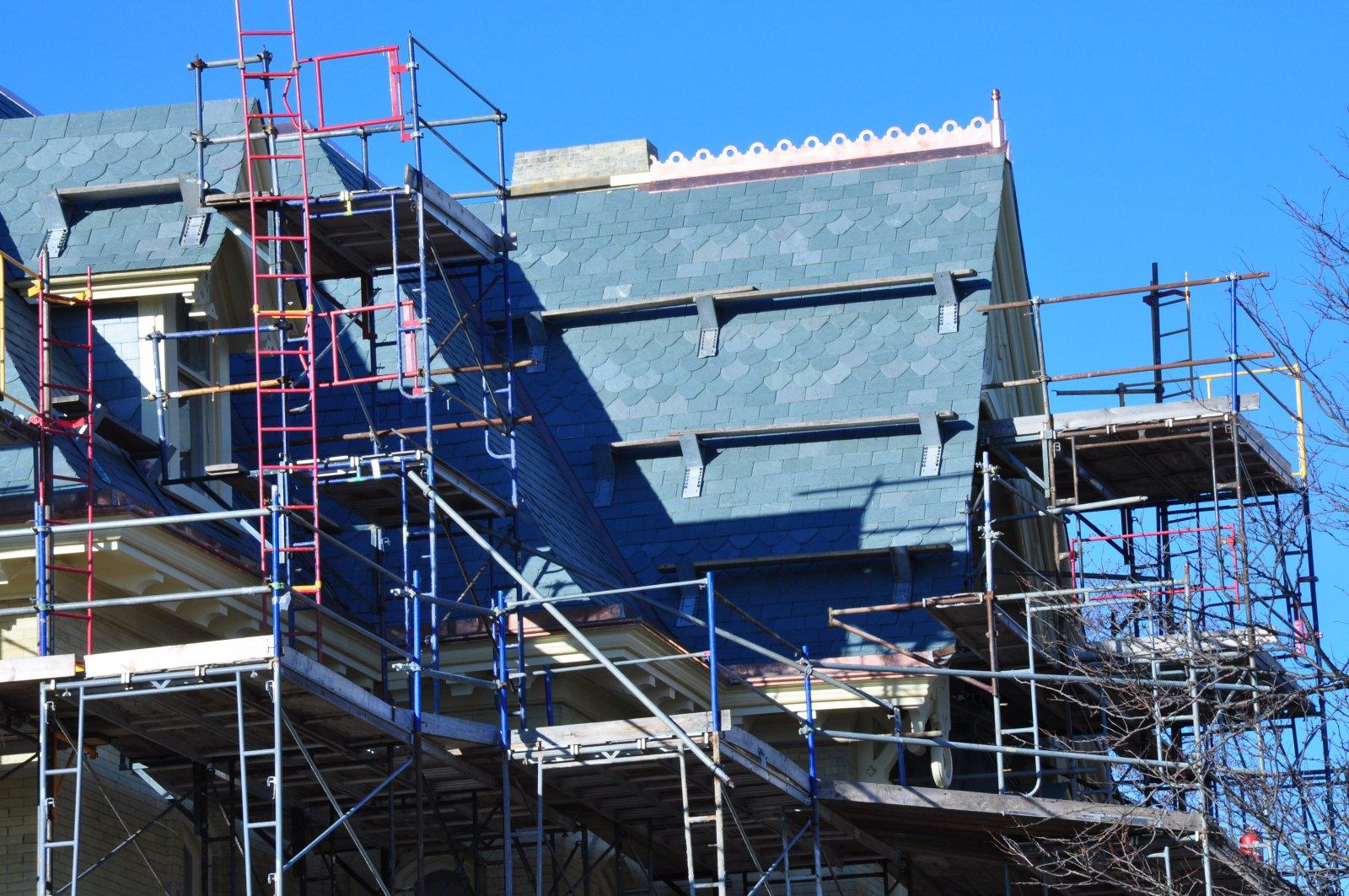 Restoration of Judge Jason Downer House