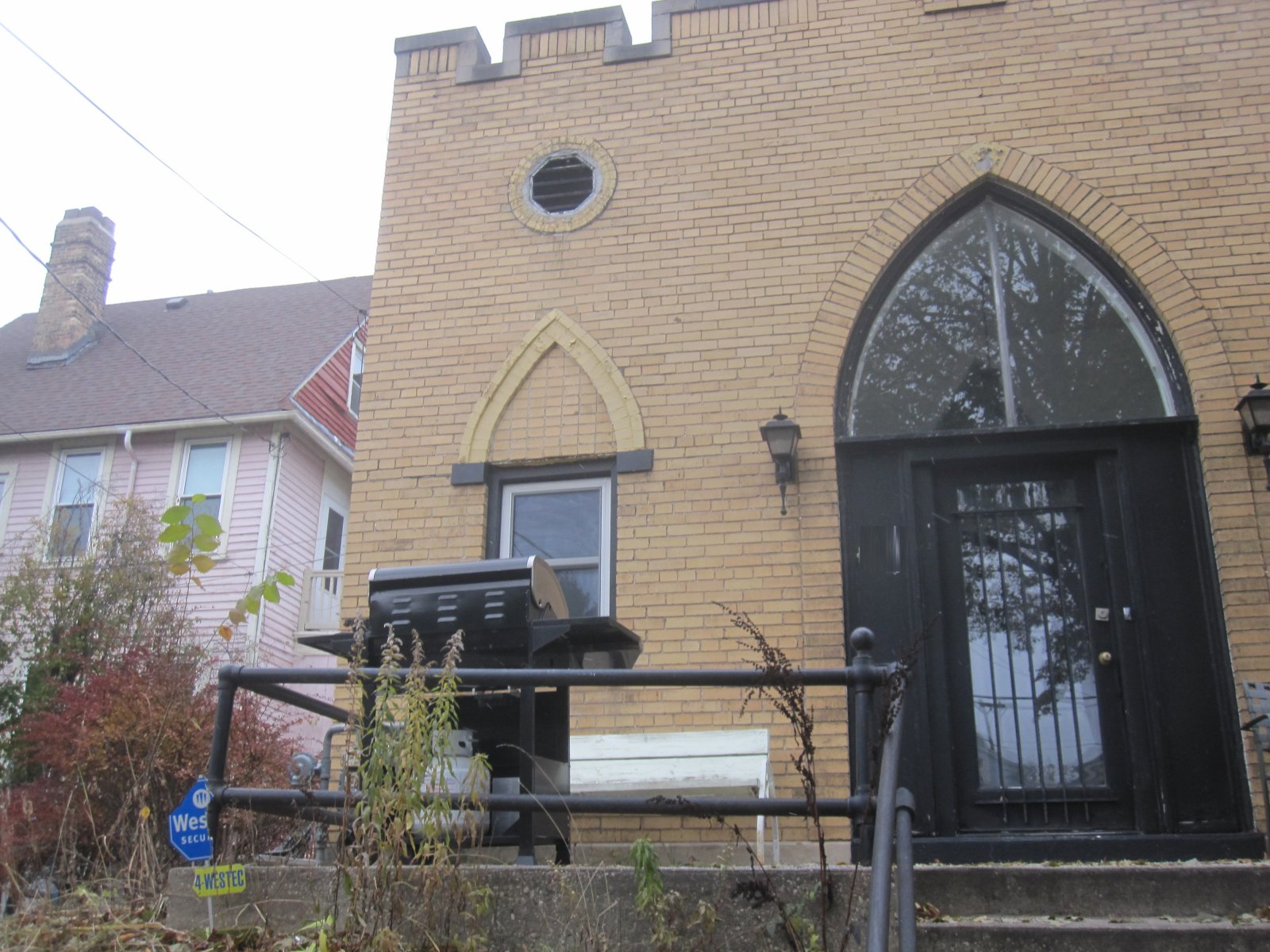 Seriously, Another Church That\'s Now a Home?