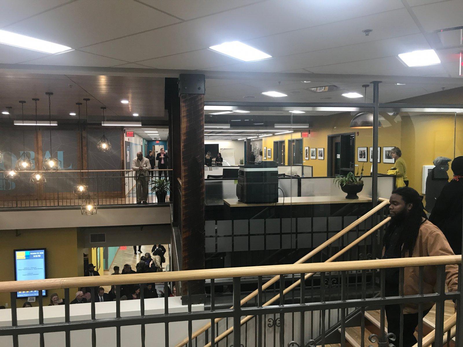 Bader Philanthropies Headquarters