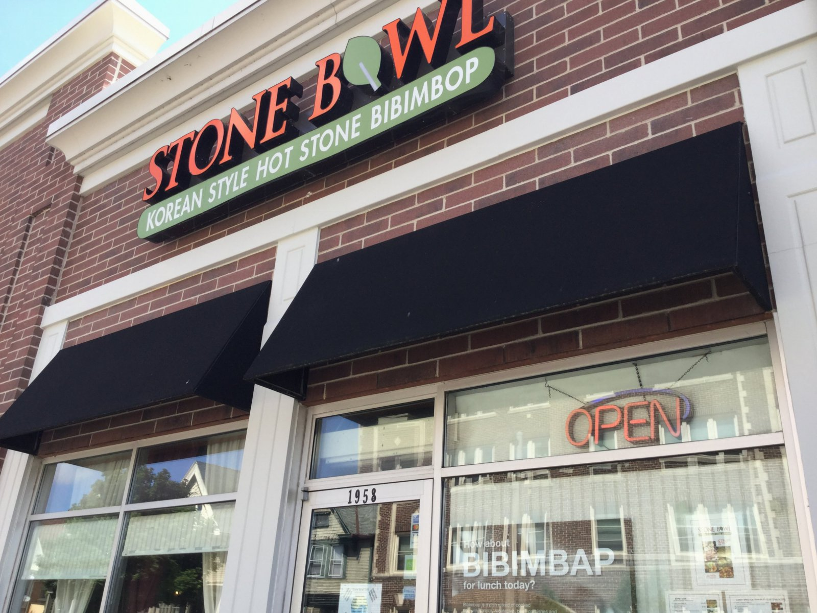 Stone Bowl Grill
