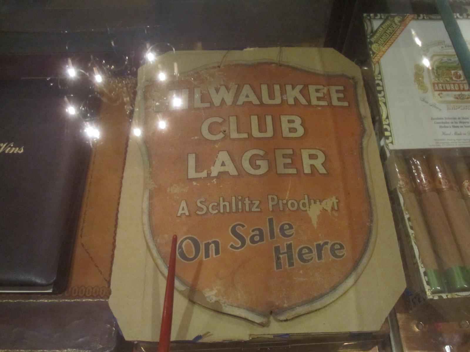 Milwaukee Club Lager