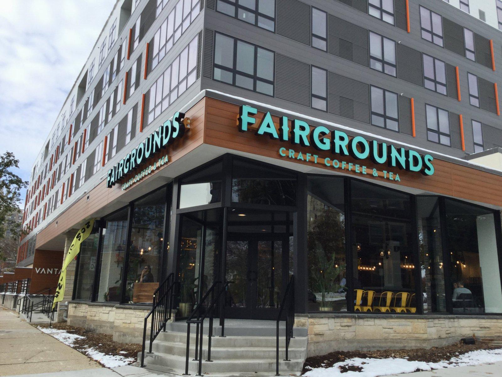 Fairgrounds Coffee