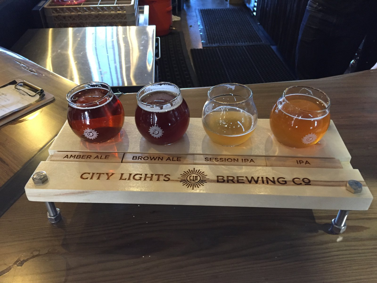 City Lights Brewing Co