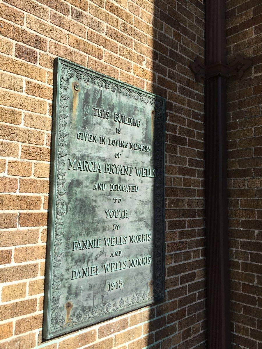 Plymouth Church, 2717 E. Hampshire St.