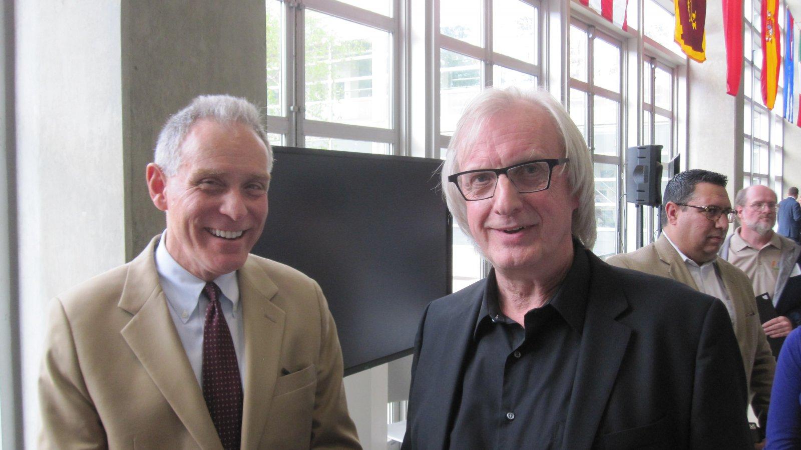Jeff Fleming and Bob Greenstreet