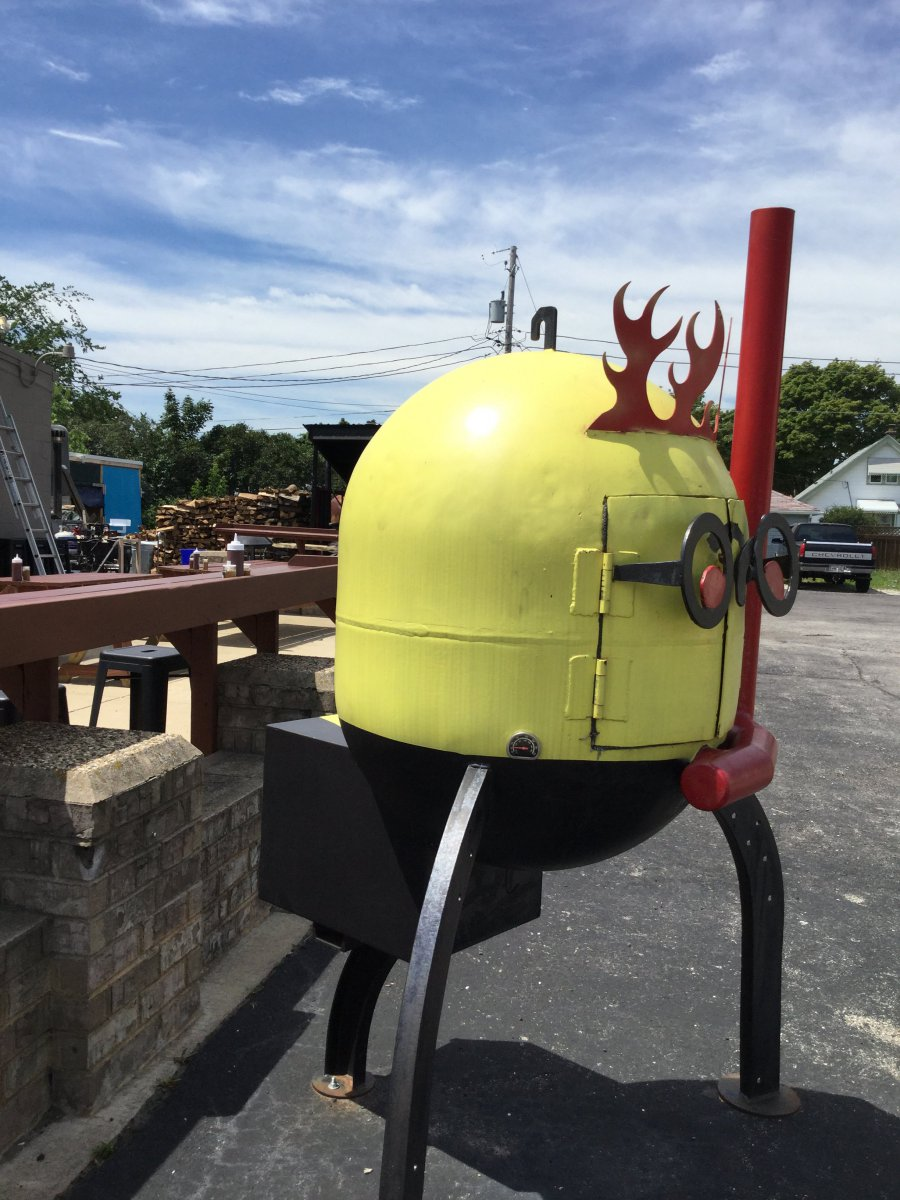 Iron Grate BBQ Co.