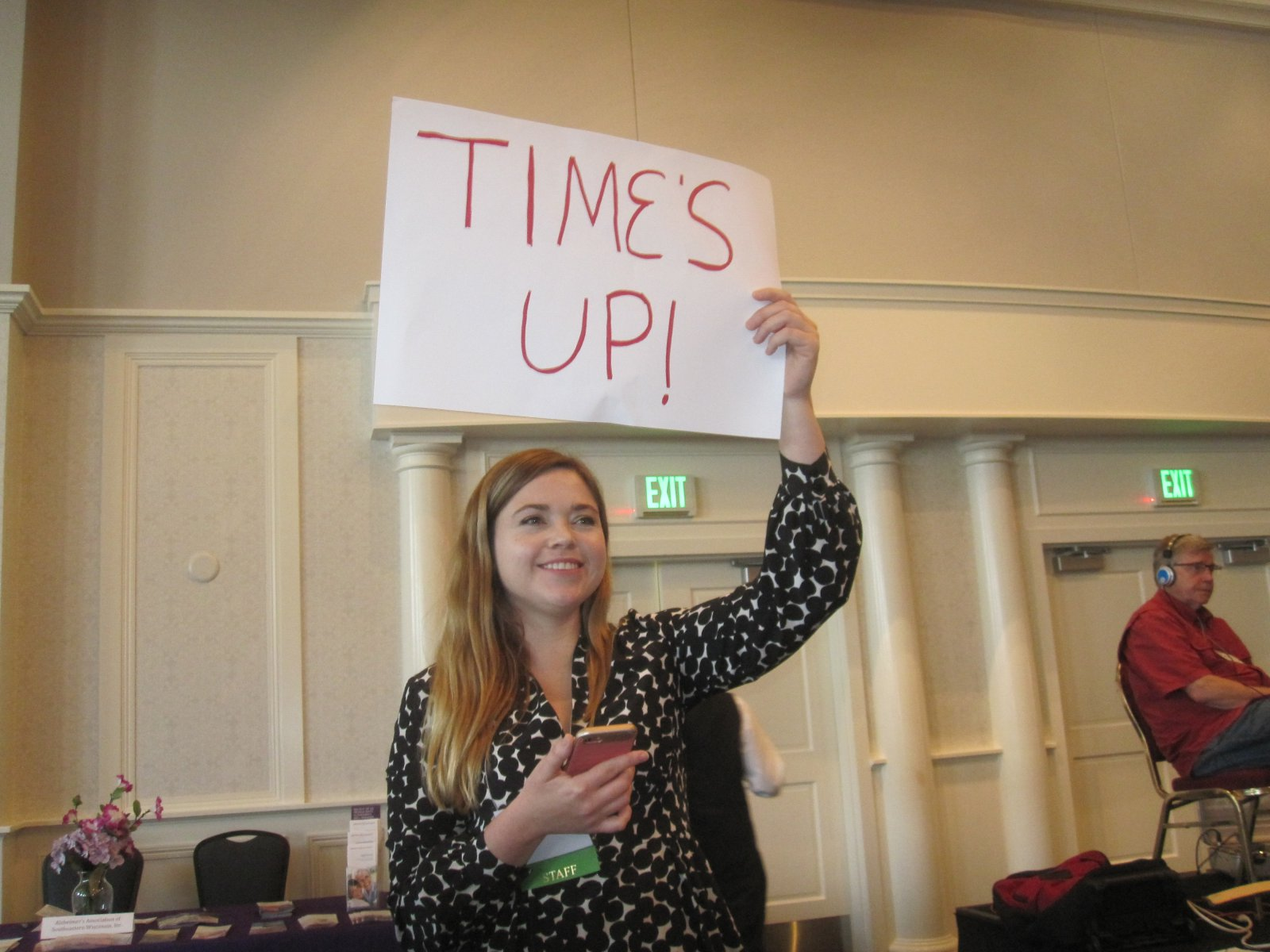 Time\'s Up!
