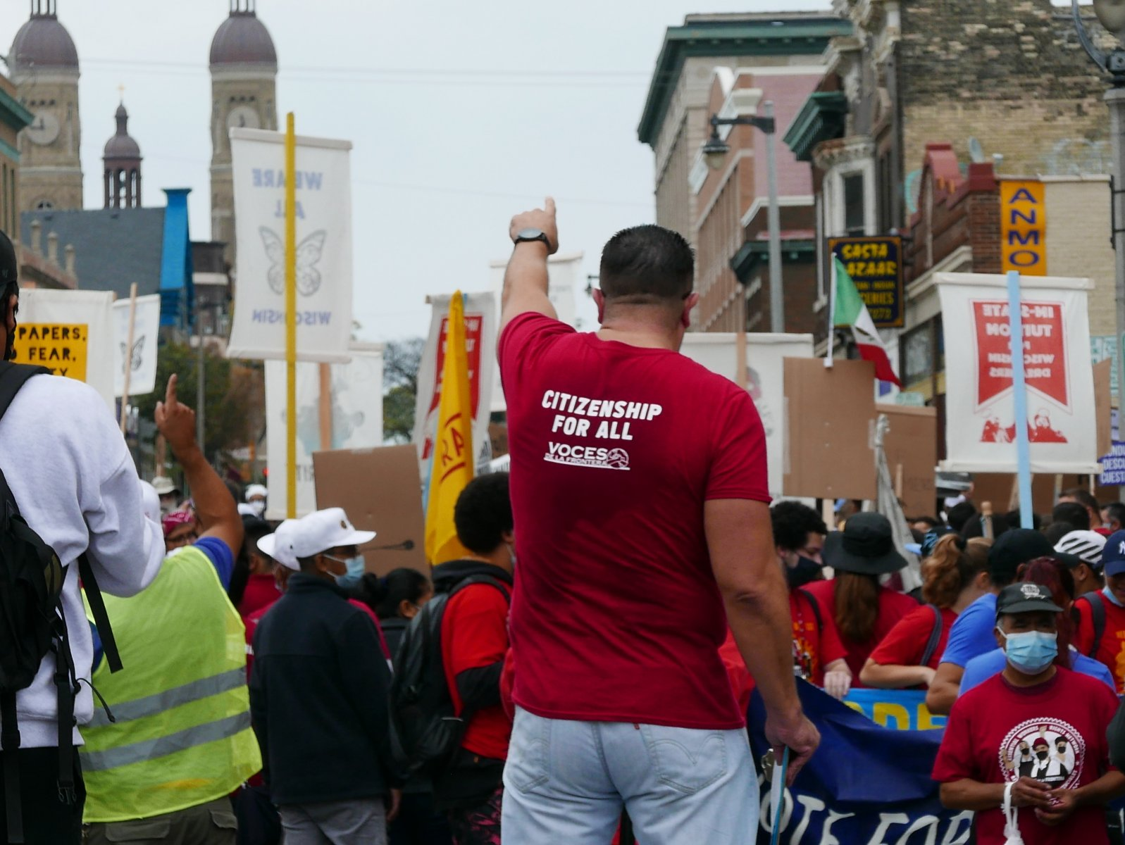 Day Without Latinx and Immigrants March