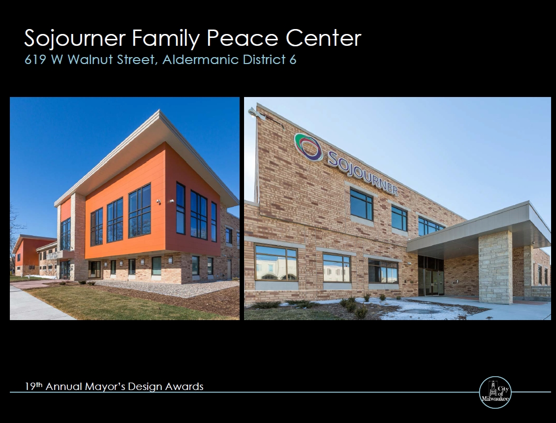 Sojourner Family Peace Center