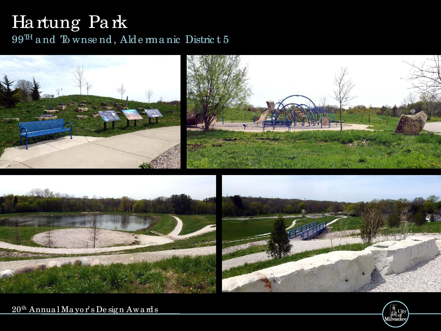 Hartung Park, 99th and Townsend