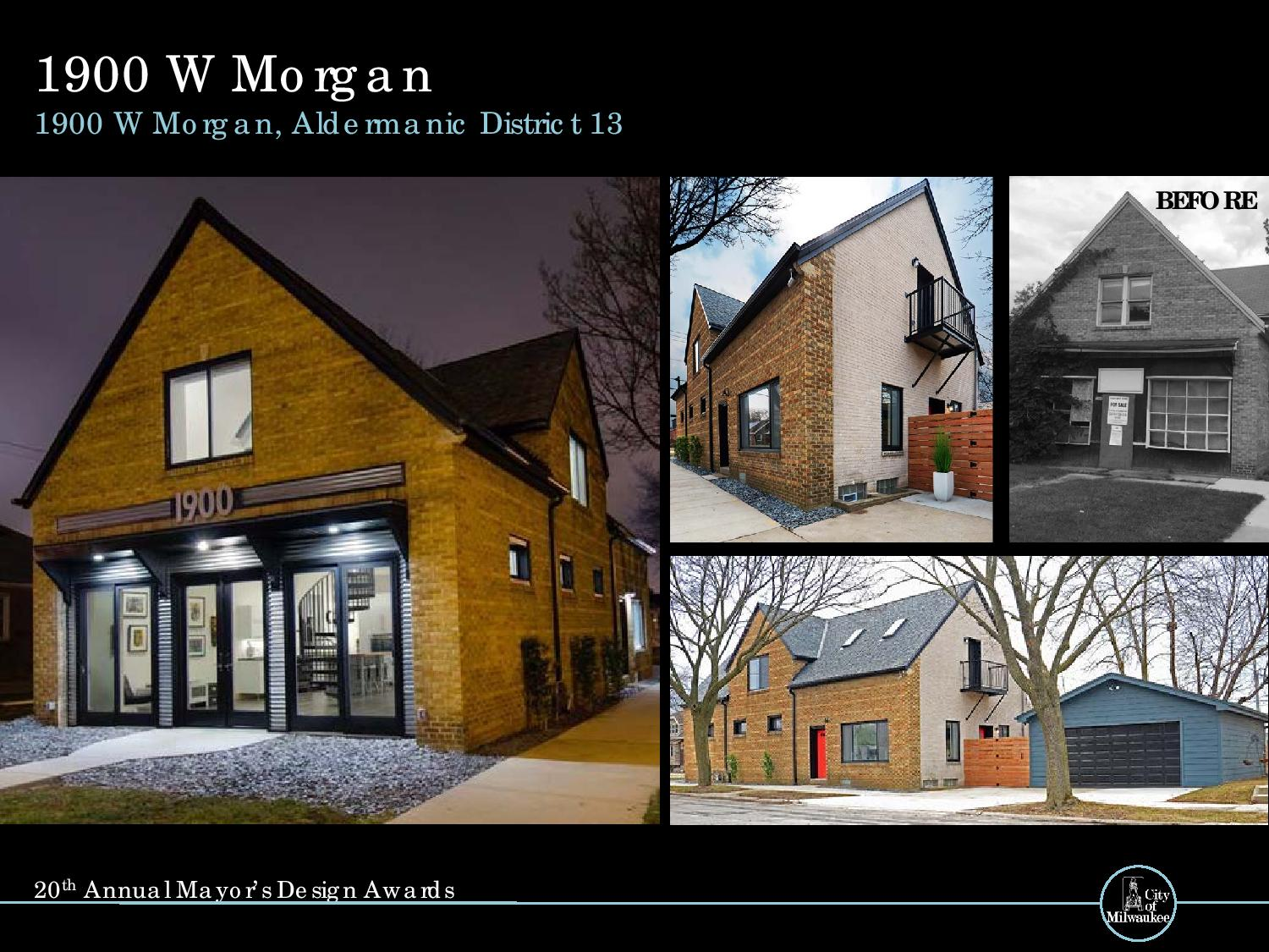 1900 W. Morgan, 1900 W. Morgan Ave.