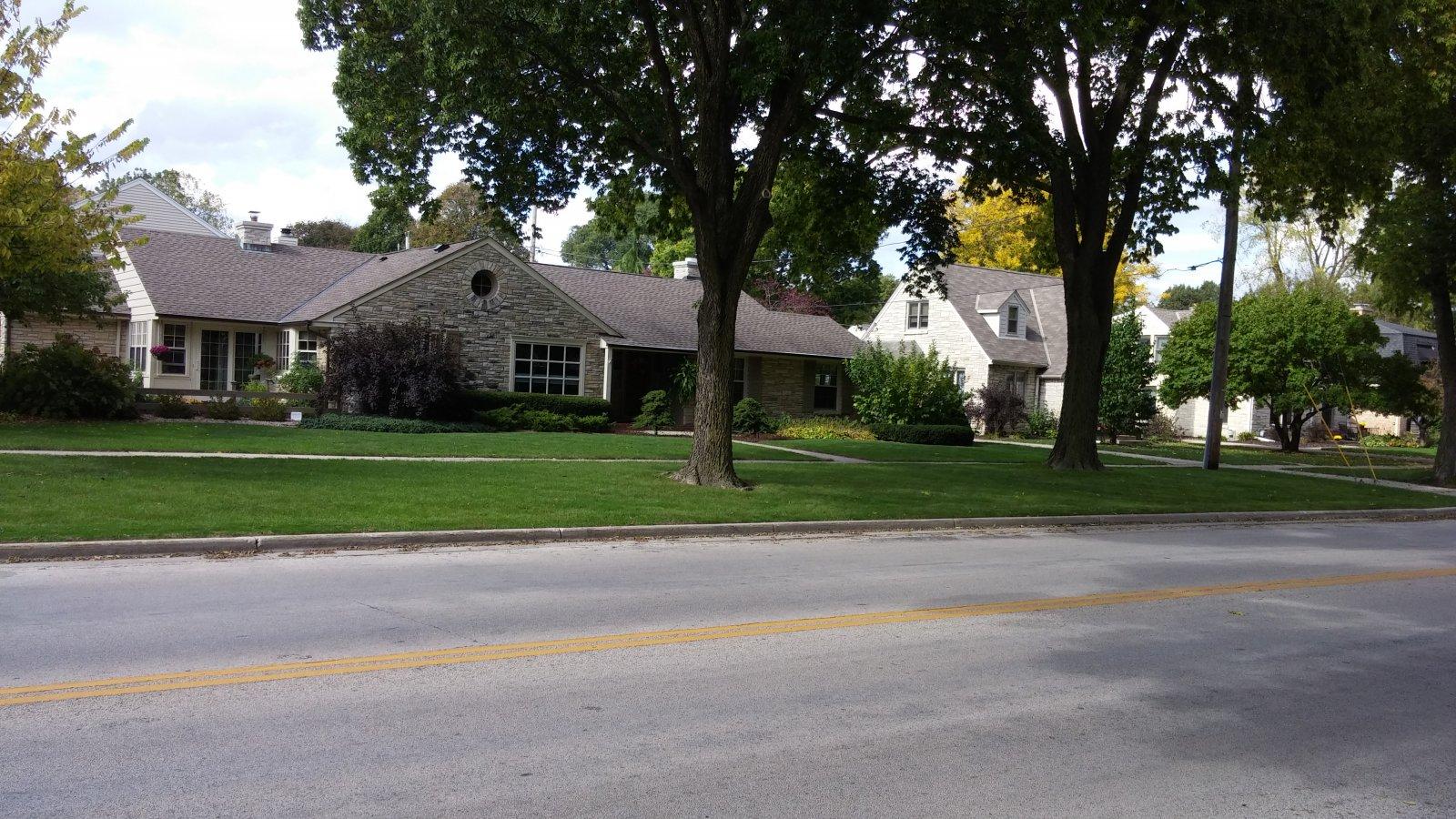N. Swan Boulevard home