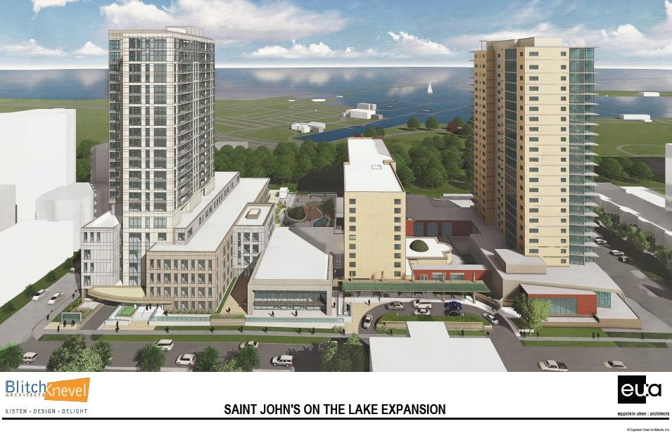 Saint John\'s on the Lake Expansion