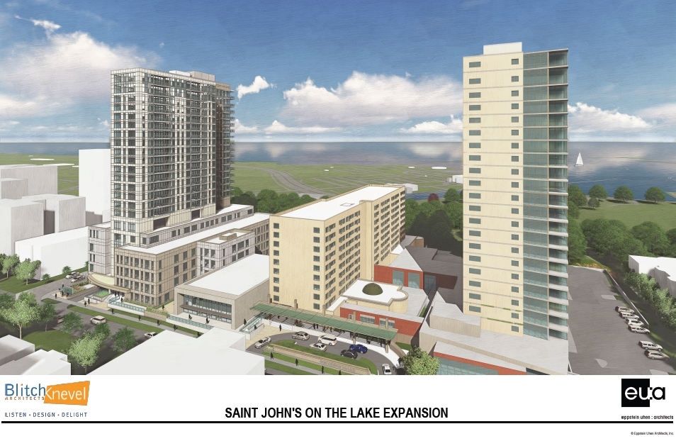 Saint John\'s on the Lake Expansion