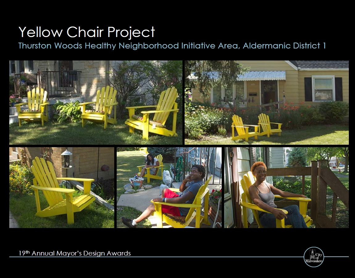 Yellow Chair Project