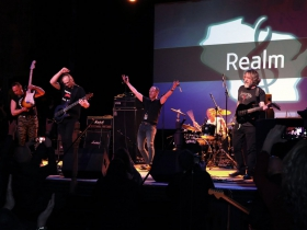 Realm, the 2019 Hall of Fame WAMI Inductees