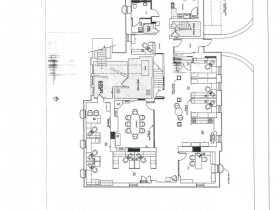1749 N. Prospect Ave. Lower Level Space Plan