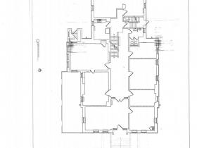 1749 N. Prospect Ave. First Floor Plan