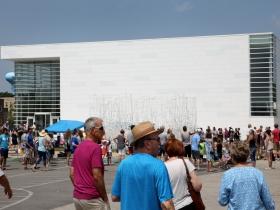 The Museum of Wisconsin Art ( MOWA ) Art & Chalk Fest 2019