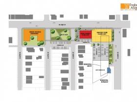 Near West Side Partners Charrette Site 4 Plan