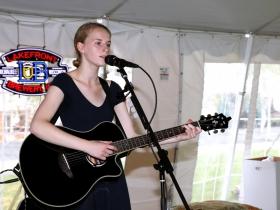 Singer, Talia Jacobson from Oshkosh, WI
