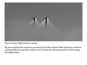 Misty Crossing, Phyllis Deicher-Ladwig