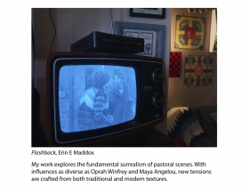 Flashback, Erin Maddox