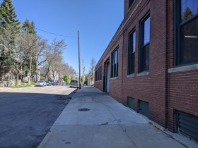 N. Gordon Place between E. Meinecke Avenue and E. Wright Street